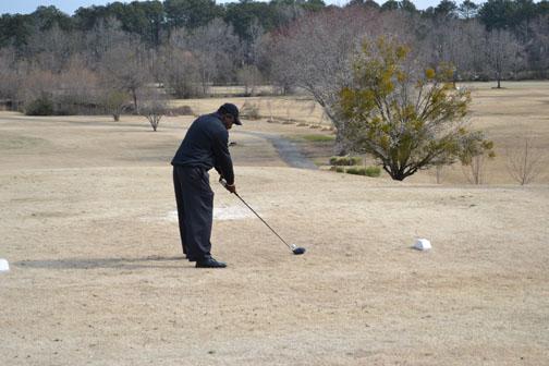 Golfer#1