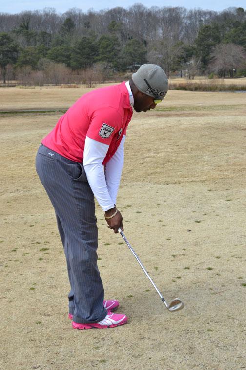 Golfer#2